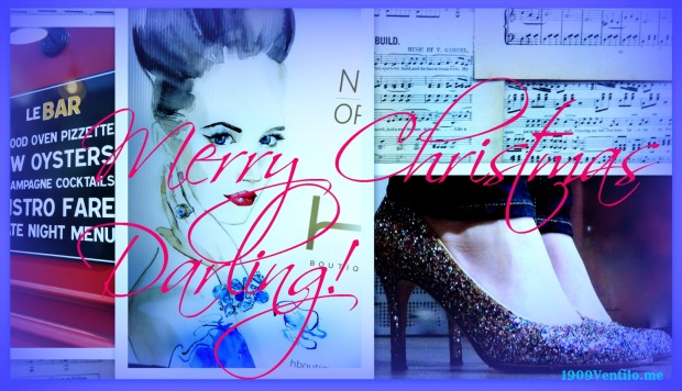 Merry Christmas Darling!