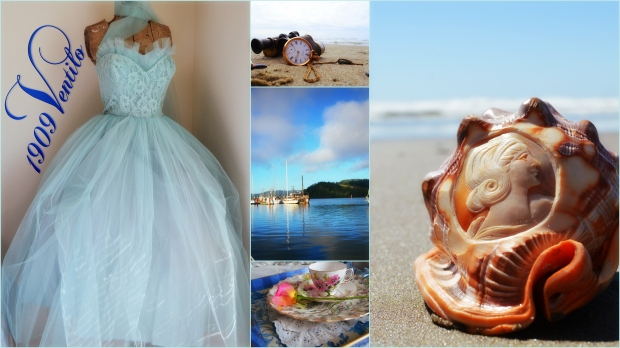 ENCHANTMENT UNDER THE SEA INSPIRATION!