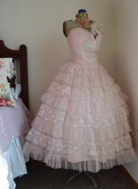 pink-50sdress