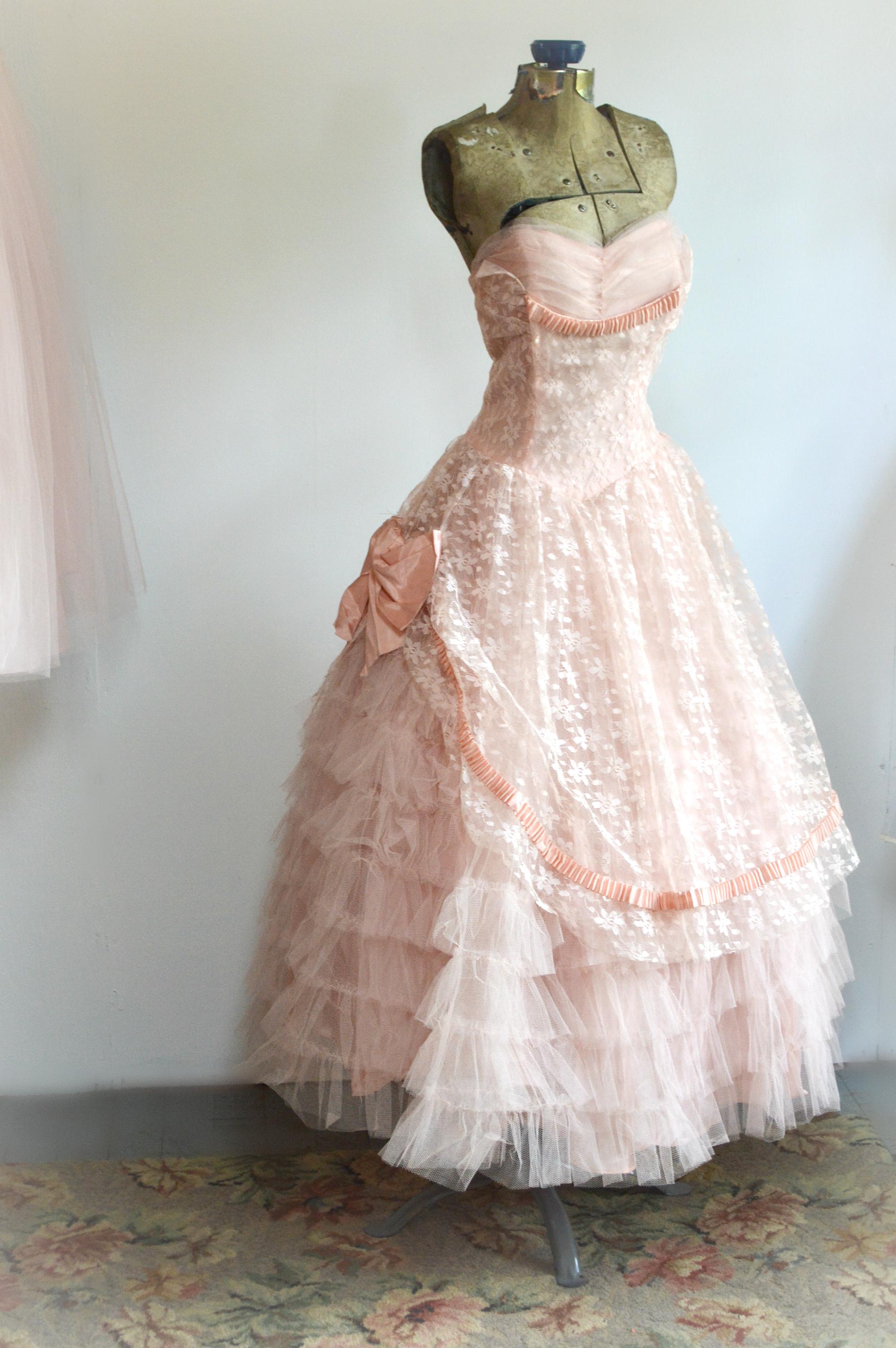 Juliette: vintage prom dress | 1909ventilo\'s Blog